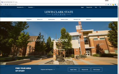 First Impressions Friday – Lewis Clark State College