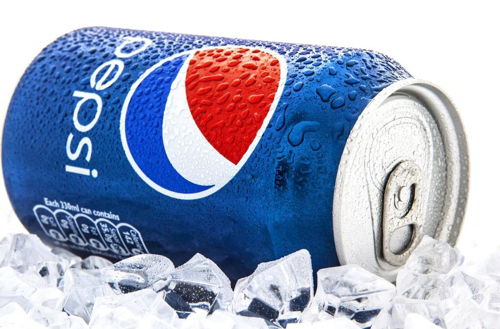 Higher Education is like a can of Pepsi